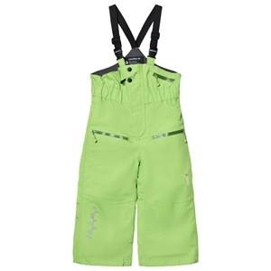 Isbjörn Of Sweden Unisex Bottoms Green POWDER Winter Pants Candy Frog