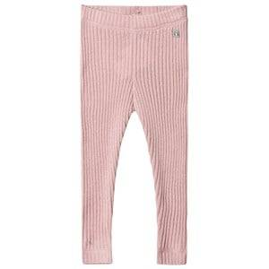 Hust&Claire; Girls Bottoms Pink Leggings Dusty Rose