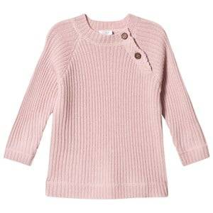 Hust&Claire; Girls Jumpers and knitwear Pink Sweater Dusty Rose