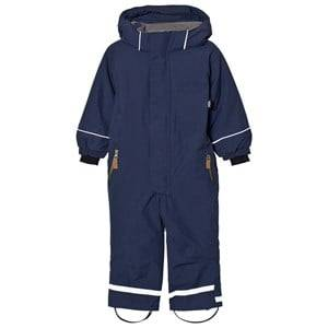 eBBe Kids Unisex Commission Coveralls Navy Texas Snowsuit Navy