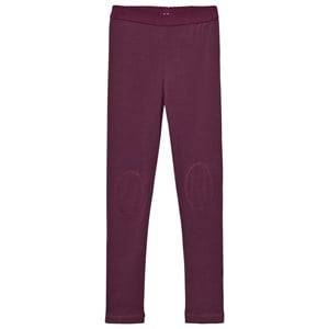 Name it Unisex Bottoms Purple Leggings, Merinoull, Willitobu, NOOS,