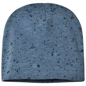 Soft Gallery Unisex Headwear Blue Beanie  Blue Mirage, AOP Teal Dust