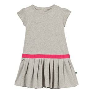 The BRAND Girls Private Label Dresses Grey Low Dress Grey Melange