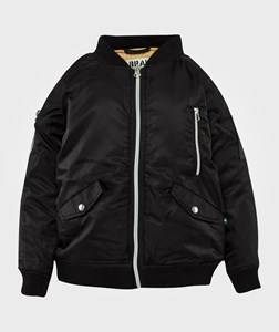 The BRAND Unisex Private Label Coats and jackets Black Bomb Jacket Black