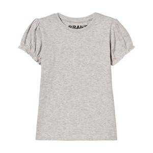 The BRAND Girls Private Label Tops Grey Girly Tee Grey Melange