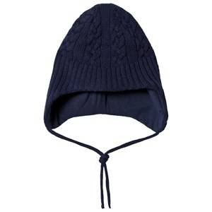Name it Boys Headwear Black NITMILK WOOL HAT MZ B FO Dress Blues
