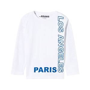 The BRAND Boys Private Label Tops White City Tee White