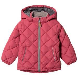 eBBe Kids Girls Commission Coats and jackets Pink Tonia Quilted Jkt Vivid Rose