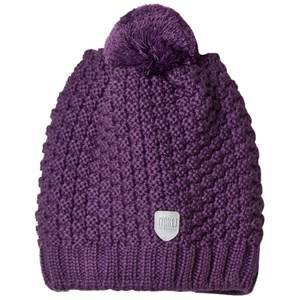Ticket to heaven Unisex Headwear Purple Mössa, Bobble,