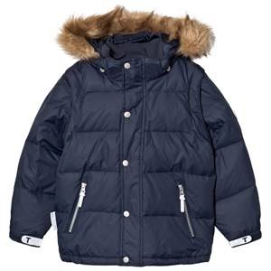 Ticket to heaven Unisex Coats and jackets Navy Dunjacka, Michelle, Total Eclipse/Blue