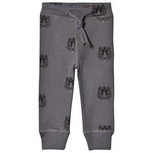 Kiss How To Kiss A Frog Unisex Baselayers Grey Baby Legging  Tiger Allover Dk Grey