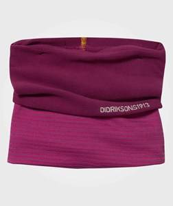 Didriksons Girls Childrens Clothes Scarves Purple Kid