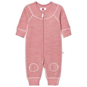 Reima Girls All in ones Pink Overall Lauha Dusty Rose