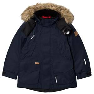 Reima Unisex Coats and jackets Navy Reimatec® Down Jacket Serkku Navy