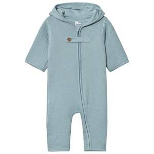 Hust&Claire; Unisex All in ones Blue Coverall Petrol