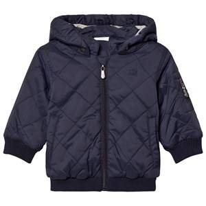 Hust&Claire; Boys Coats and jackets Blue Navy Quilted Jacket