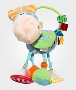 Playgro Unisex First toys and baby toys Multi Activity Rattle Clip Clop