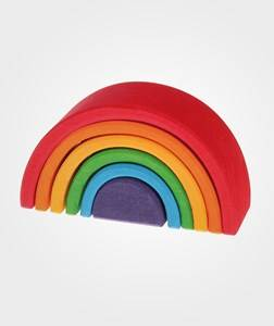 Grimms Unisex First toys and baby toys Small Rainbow Toy