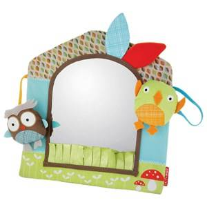Skip Hop Unisex First toys and baby toys Multi Activity Mirror Treetop Friend