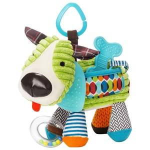 Skip Hop Unisex Norway Assort First toys and baby toys Multi Bandana Buddies Activity Animal Puppy
