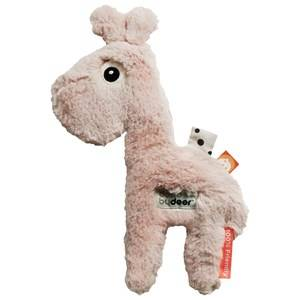 Done by Deer Unisex Norway Assort First toys and baby toys Pink Raffi Cuddle Cute Powder