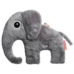 Done by Deer Unisex Norway Assort First toys and baby toys Grey Elphee Cuddle Friend Grey