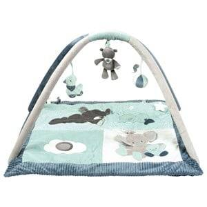 Nattou Unisex First toys and baby toys Blue Jack, Jules and Nestor Activity Gym