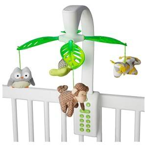 Skip Hop Unisex Norway Assort First toys and baby toys Multi Moonlight & Melodies Projection Mobile Safari