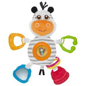 Chicco Unisex Norway Assort First toys and baby toys Multi Mr. Zebra