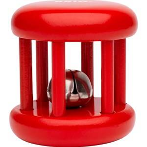 Brio Unisex First toys and baby toys Red Bell Rattle