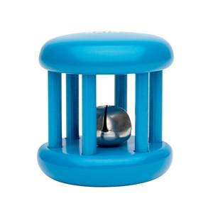 Brio Unisex First toys and baby toys Blue Bell Rattle Blue