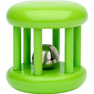 Brio Unisex First toys and baby toys Green Bell Rattle Green