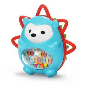 Skip Hop Unisex First toys and baby toys Multi Explore & More Click-Clack Hedgehog