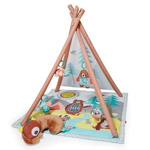 Skip Hop Unisex First toys and baby toys Multi Camping Cubs Baby Activity Gym