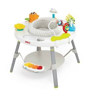 Skip Hop Unisex Norway Assort First toys and baby toys Multi Explore & More Baby's View 3-Stage Activity Center