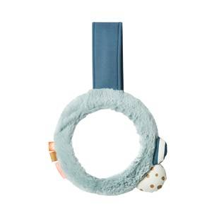 Done by Deer Boys First toys and baby toys Blue Clip-on Mirror Blue