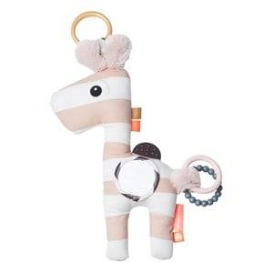 Done by Deer Girls Norway Assort First toys and baby toys Pink Activity Raffi, Powder