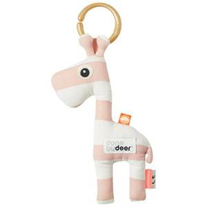 Done by Deer Girls Norway Assort First toys and baby toys Pink Raffi To Go Friend Powder