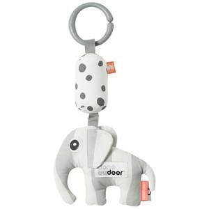 Done by Deer Unisex Norway Assort First toys and baby toys Grey Elphee To Go Friend Grey