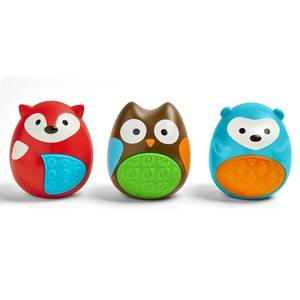 Skip Hop Unisex First toys and baby toys Multi Explore & More Egg Shaker Trio