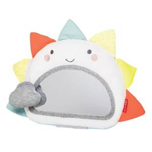 Skip Hop Unisex First toys and baby toys Multi Silver Lining Cloud Activity Mirror