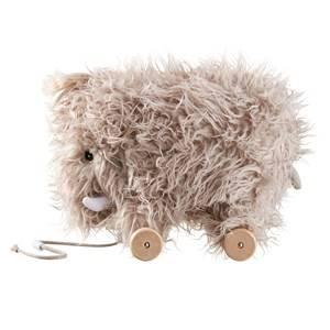 Kids Concept Unisex First toys and baby toys Grey Neo Pull Along Mammoth