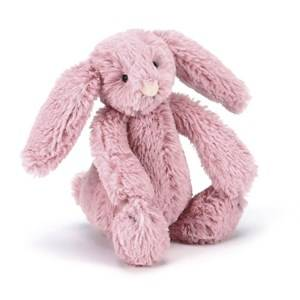 Jellycat Unisex First toys and baby toys Pink Bashful Tulip Pink Bunny Large