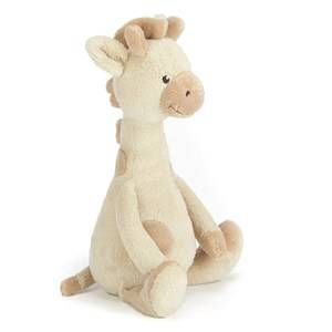 Jellycat Unisex First toys and baby toys Multi Small Gentle Giraffe Rattle