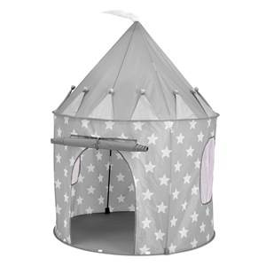 Kids Concept Unisex First toys and baby toys Grey Star Grey Play Tent