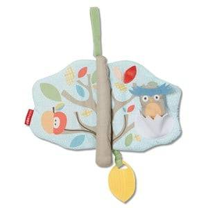 "Skip Hop Unisex Norway Assort First toys and baby toys Grey Treetop Friends Aktivitetsbok ""Grey/Pastel"""
