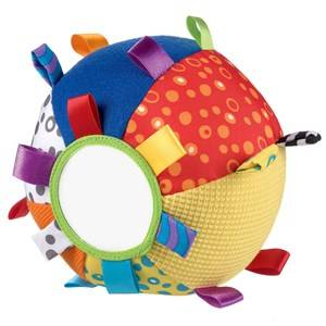 Playgro Unisex Norway Assort First toys and baby toys Multi Loopy Loops Ball