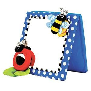 Sassy Unisex Norway Assort First toys and baby toys Multi Self-Standing Floor Mirror