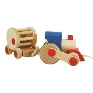 Bajo Unisex First toys and baby toys Choo-Choo Ding