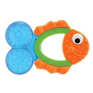 Sassy Unisex Norway Assort First toys and baby toys Green Sassy Teething Tail Fish
